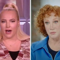 Meghan McCain Slams Kathy Griffin After Cancer Diagnosis on 'The View': 'I Don't Like Her, I'm Never Going to Like Her'