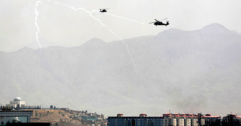 Biden's Afghanistan speech: America's criminal war ends in debacle
