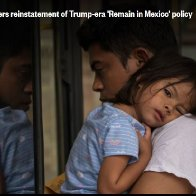 Supreme Court denies Biden administration efforts to end 'Remain in Mexico' policy