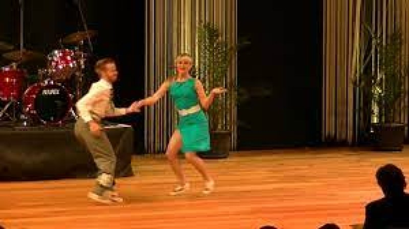 Dance Video: 1st Place Boogie Woogie Fast Final - Sondre & Tanya