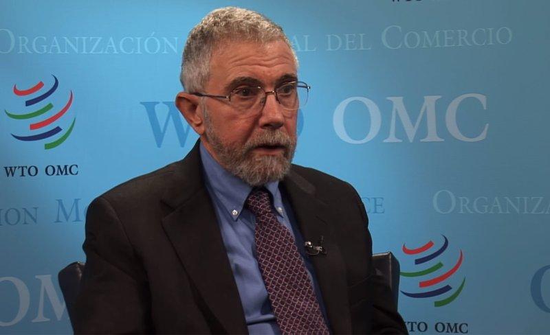 Paul Krugman's pathetic defense of Gavin Newsom