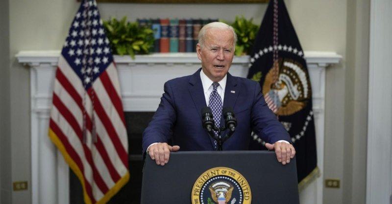 Rasmussen poll: 52% of voters say Biden should resign; 60% favor impeachment, over Afghanistan