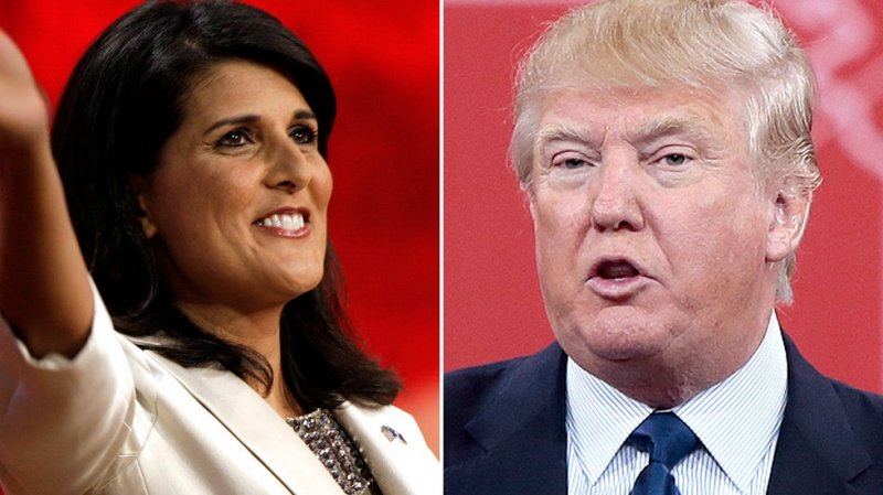 Trump on Nikki Haley: 'Every time she criticizes me, she uncriticizes me about 15 minutes later'