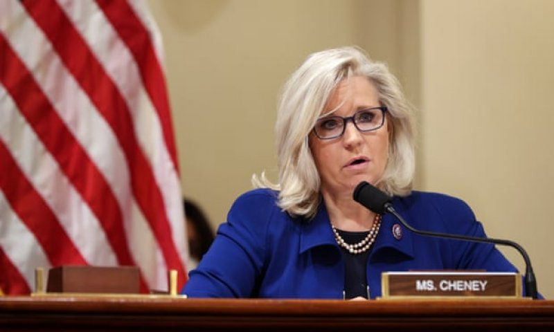 Liz Cheney named vice-chair of House panel investigating Capitol attack