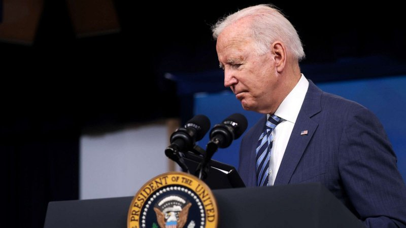 Biden's job approval drops to 44% amid broad criticism on Afghanistan: POLL