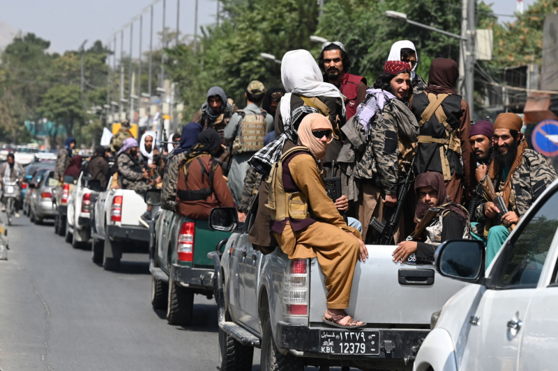 The Afghanistan War and Bernie Madoff's Ponzi Scheme Worked the Same Way