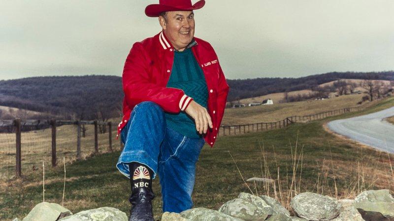 Willard Scott, beloved TV weatherman who was popular morning show personality, dies | KOMO