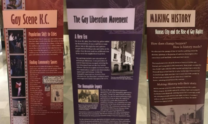 LGBT+ history exhibit pulled from Missouri Capitol after just four days