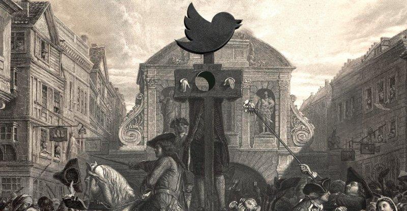 Mob Justice Is Trampling Democratic Discourse - The Atlantic