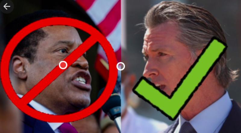 The  Sierra Madre Tattler!: Elder Abused: California/Gavin Newsom Recall Election Is Turning Into Landslide, Poll Shows