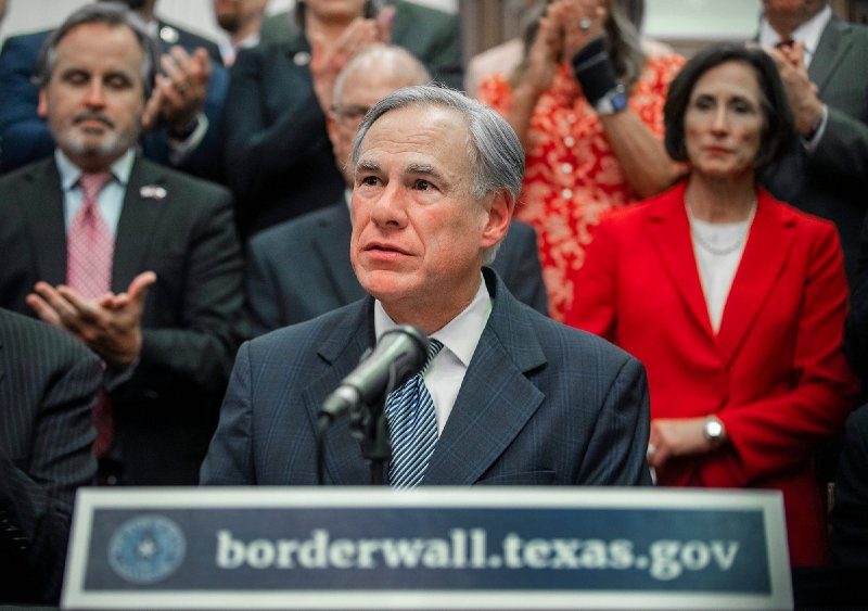Texas governor Greg Abbott's approval rating falls amid anger over new abortion law and Covid spread | The Independent