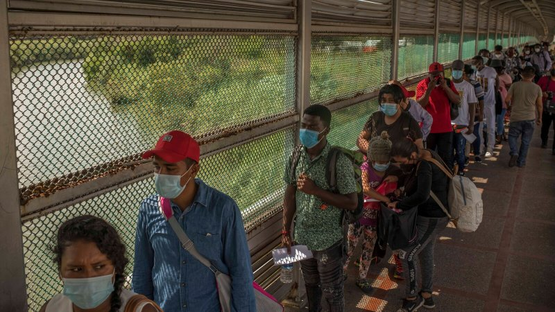 As Migrants Surge Toward Border, Court Hands Biden a Lifeline