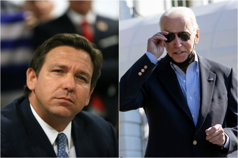 Ron DeSantis Dubs 2024 Run 'Nonsense' as Poll Shows Joe Biden Would Trounce Him