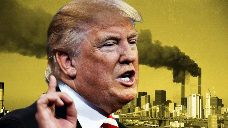 TRUMP'S  9-11  LIES