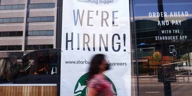 Job openings soar to 10.9 million as companies struggle to fill positions