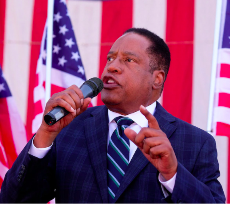 Larry Elder's false and misleading claims in California recall race - The Washington Post