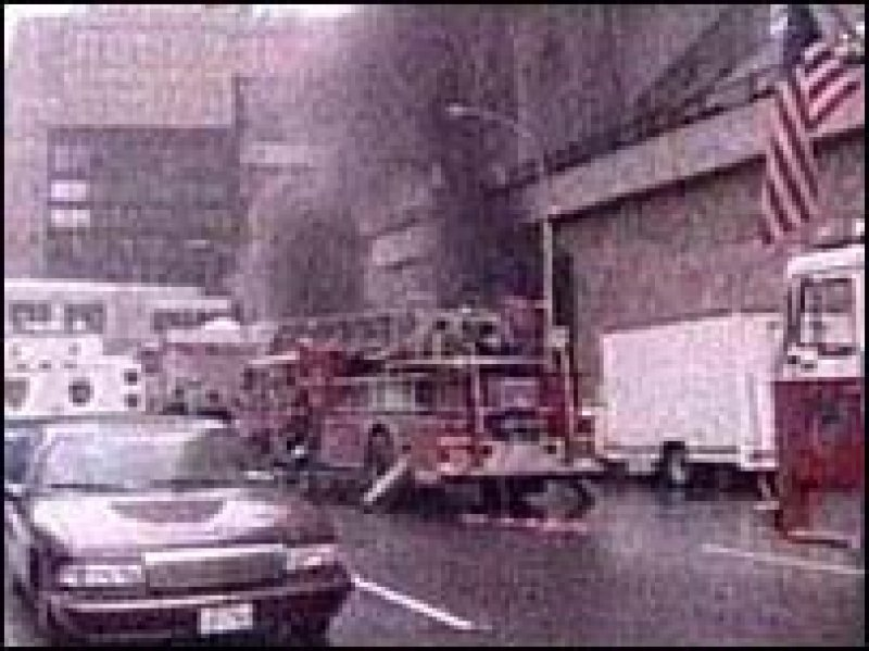 Lessons of first (1993) WTC bombing went unheeded