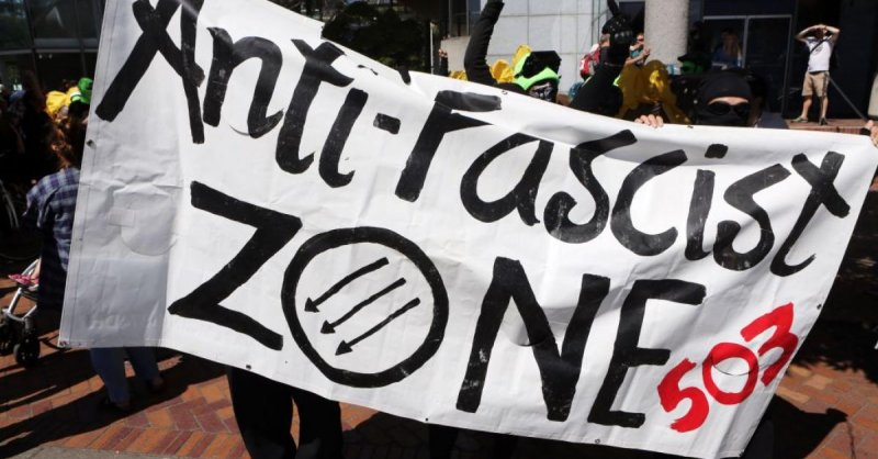 Lawsuit in Portland highlights treatment for violent Antifa members who caused death and destruction