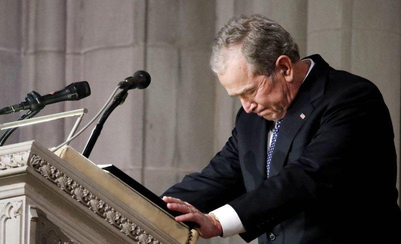 George W. Bush's dreadful 9/11 speech