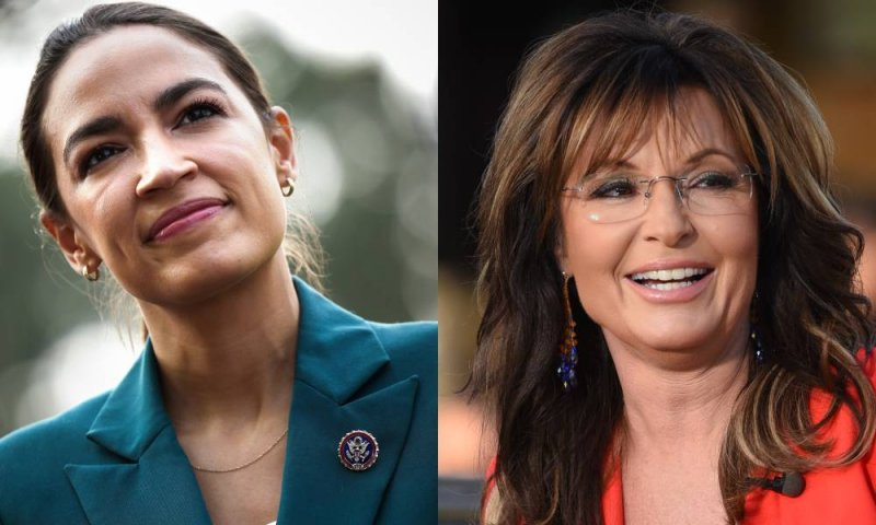 AOC reads Sarah Palin to filth in hilarious video