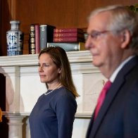 Amy Coney Barrett has ascended