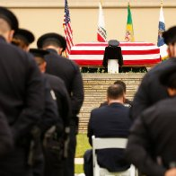 'My dad didn't have a fighting chance': Covid is leading cause of death among law enforcement