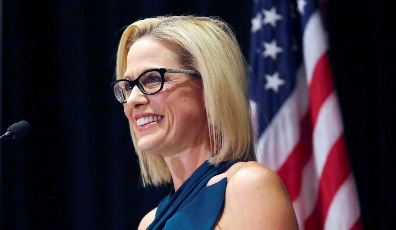 Senator Sinema to Nancy Pelosi: Break Your Word on Infrastructure, and I'm Out