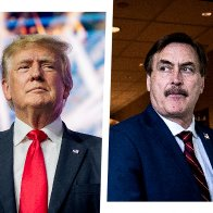 """Mike Lindell moves the """"reinstatement"""" goalposts again — now Trump will be back by Thanksgiving"""