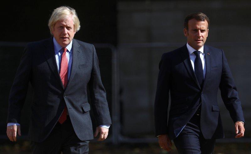 Aukus: In sign of easing tensions, Macron holds call with Johnson | Boris Johnson News | Al Jazeera