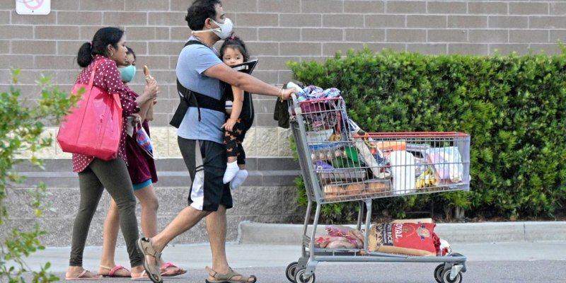 From Christmas trees to kids' lunches, product shortages continue to hamper shoppers