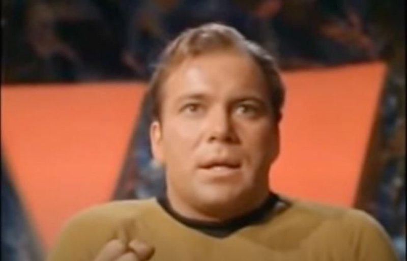 Captain Kirk may be aboard next Blue Origin flight
