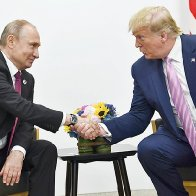 Trump to Putin in 2019: 'I'm going to act a little tougher with you for a few minutes'
