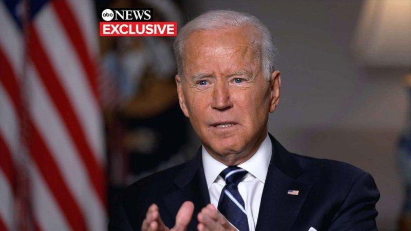 Breaking : Republicans Caught Lying About Biden-Stephanoplous Exchange On Keeping 2500 Troops In Afghanistan