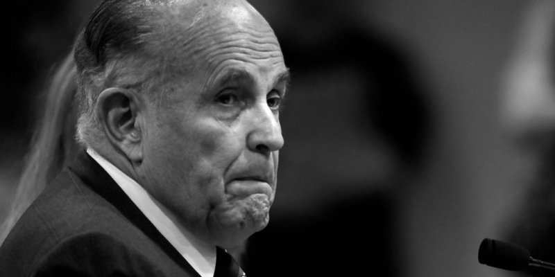 In court case, Giuliani shed new light on the Big Lie's origins