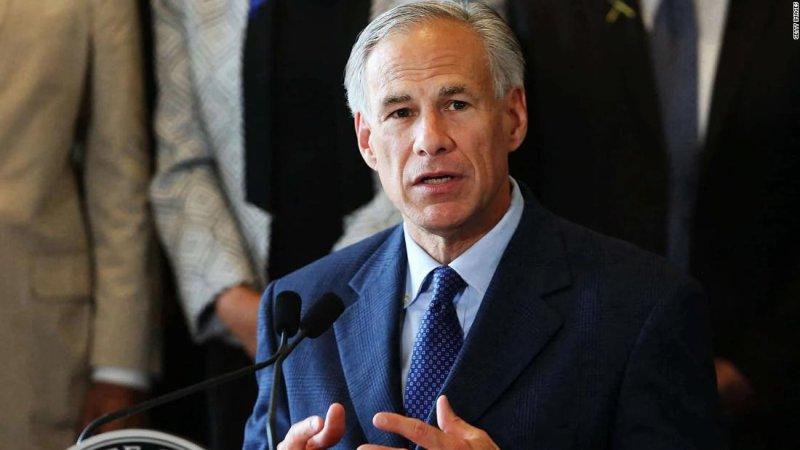 A warning sign for Texas Gov. Greg Abbott