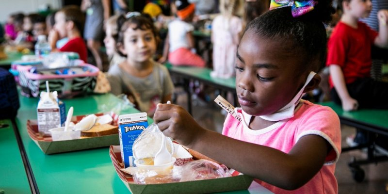 Supply chain issues, labor shortages make serving school lunches a struggle