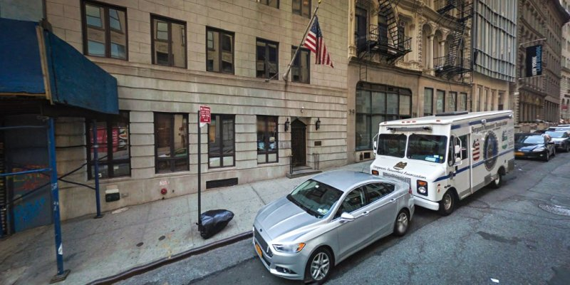 New York City police union leader resigns after FBI raid on headquarters