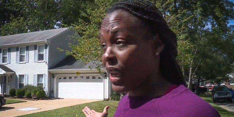 Virginia woman says neighbor's racist taunts include speakers playing slurs, monkey noises