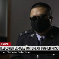 Chinese detective claims Uyghur Muslim prisoners were beaten, tortured and raped