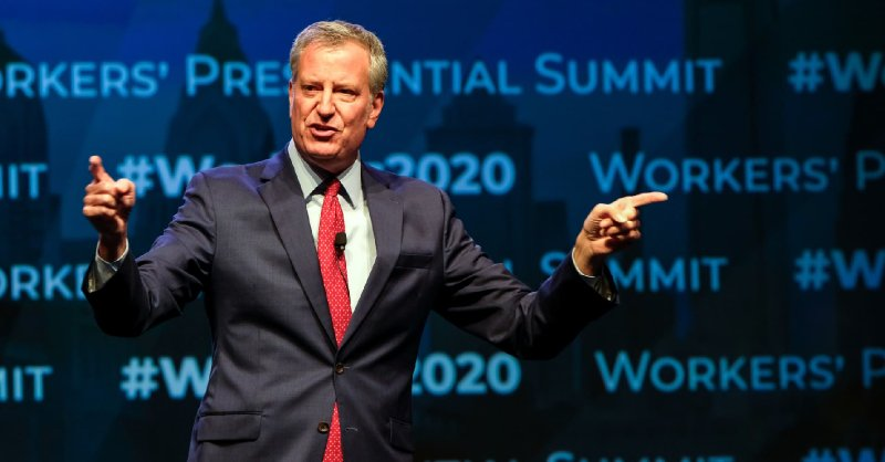 Bill de Blasio hasn't repaid NYC funds he used for his failed presidential campaign, investigators say