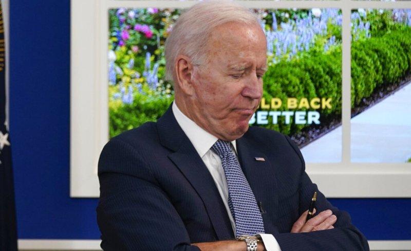 Hammered: Biden falls to 38%, 'not competent,' 'honest'