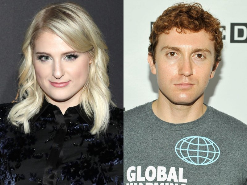 Meghan Trainor pooped beside her husband - and relationship experts say that's OK