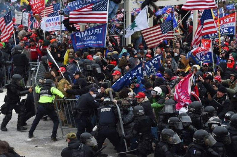 Biden Authorizes Release of Some Trump Records Tied to Capitol Riot