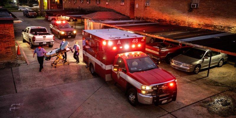 EMS services warn of 'crippling labor shortage' undermining 911 system