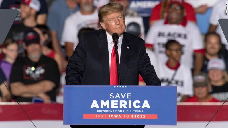 Opinion: The most alarming Trump rally yet