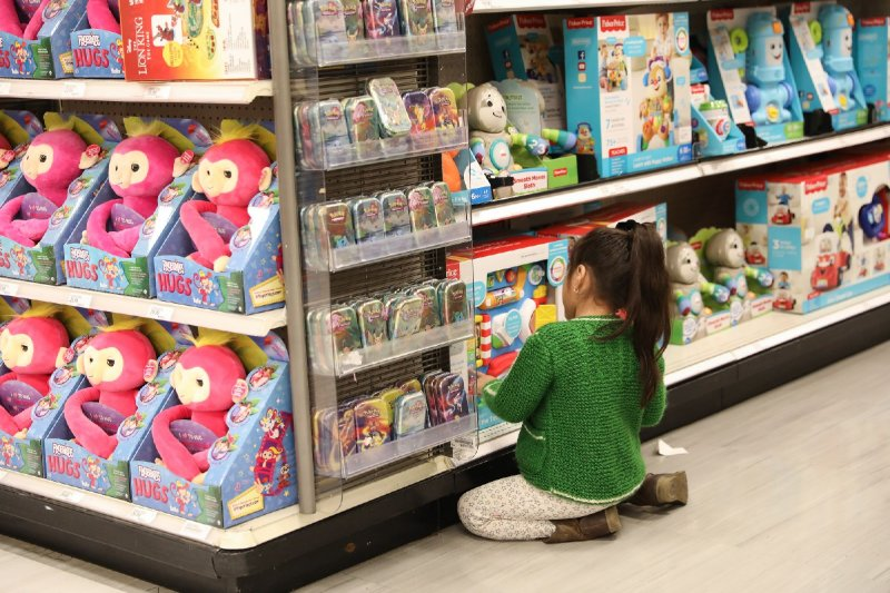 California to Make Retailers Offer Gender-Neutral Kids' Sections