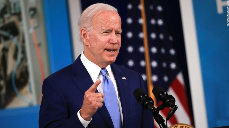 Mounting problems test Biden's presidency and Democrats' hold on power