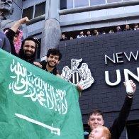 Saudi-Newcastle soccer takeover prompts 'sportswashing' concerns