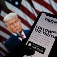 Former U.S. president Donald Trump launches new social media platform