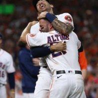 Astros reach 3rd World Series in 5 seasons